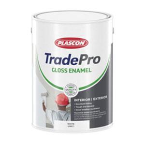 Plascon TradePro Gloss Enamel
