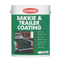 Bakkie & Trailer Coating